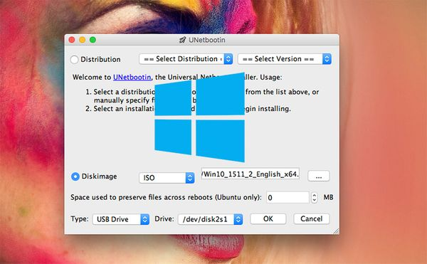 How to create a bootable Windows 10 USB on Mac
