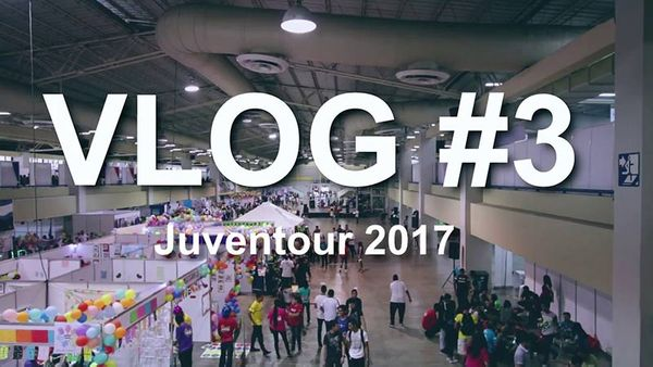 Vlog #3: I need a better stabilizer Juventour 2017